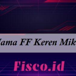 Nama FF Keren Mikey