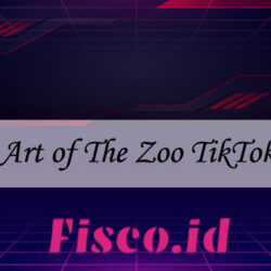Art of The Zoo TikTok