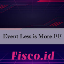 Event Less is More FF
