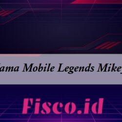 Nama ML Mikey Keren
