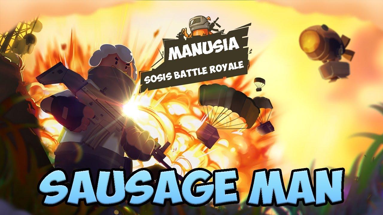 Nama Sausage Man Keren
