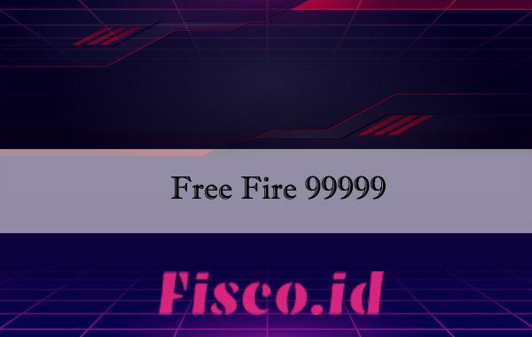Free Fire 99999