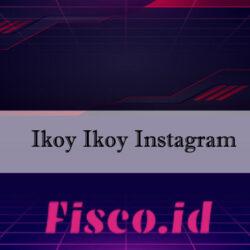 Ikoy Ikoy Instagram