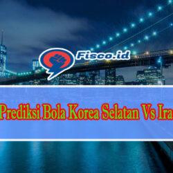 Prediksi Bola Korea Selatan Vs Iraq
