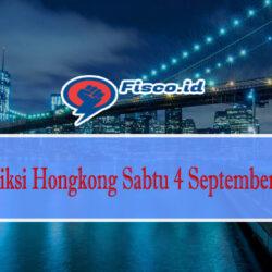Prediksi Hongkong Sabtu 4 September 2021